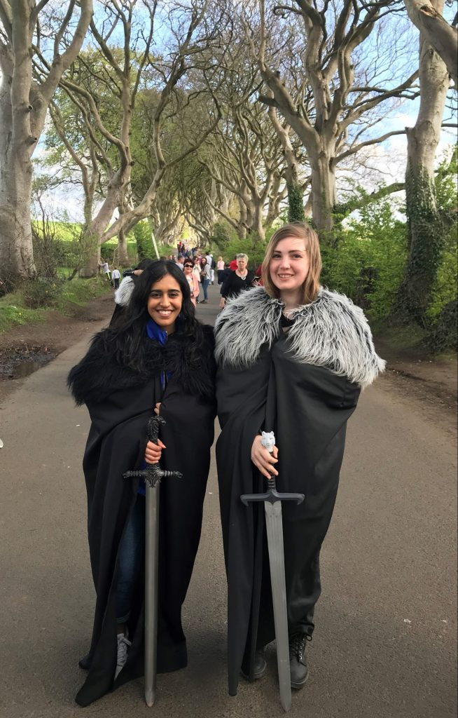 Game of Thrones tour